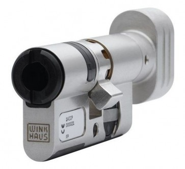 Winkhaus knopcilinder - Bluecompact Type BO 04 MK