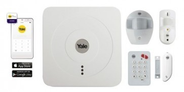 "Yale Smart Living SR-3200i Alarmsysteem ""Smartphone camera"""