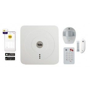 Yale SR-2100i – Basis Alarmsysteem Smartphone