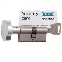 Cilinderslot knopcilinder Nemef NF3 (SKG3)