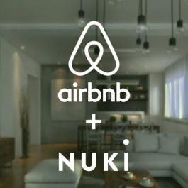 Air Bnb comfort check-in met de Nuki smartlock