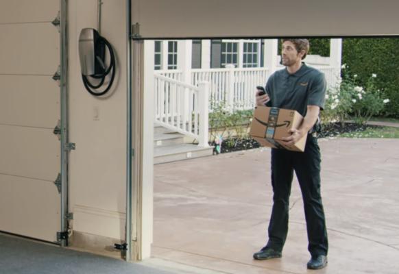 Amazon maakt gebruik van smartlocks