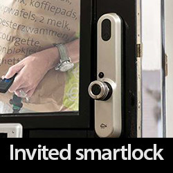 Invited smartlock